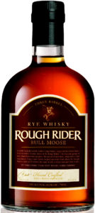 Rough Rider Bull Moose Rye Whiskey